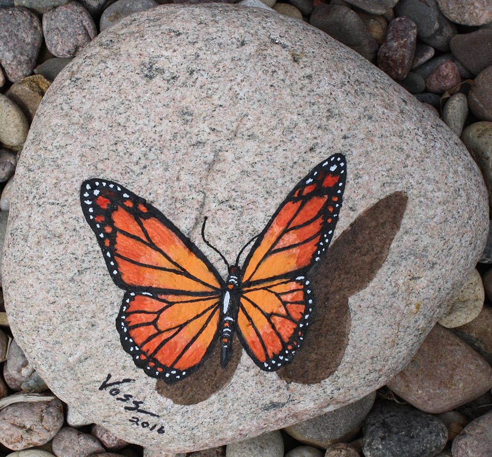 Butterfly Stone 2
