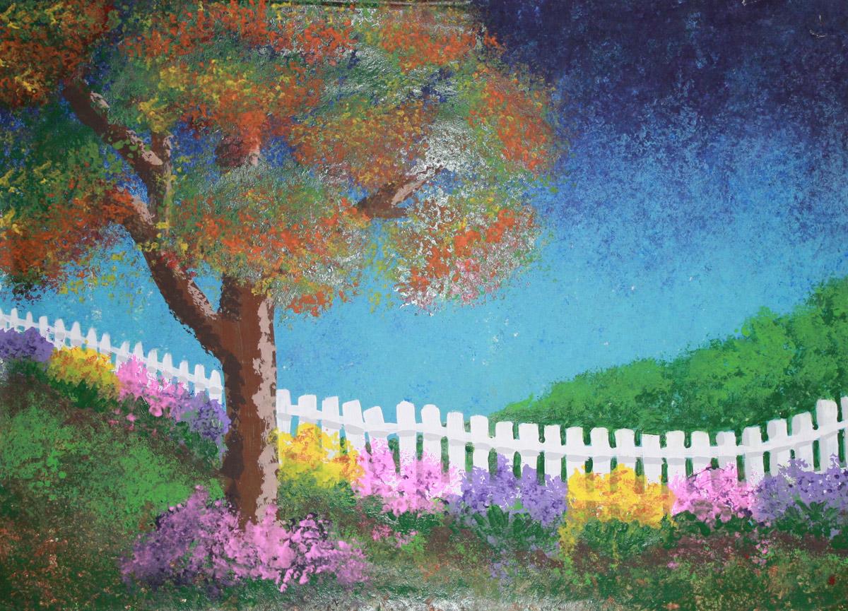 Pretty Picket Fence